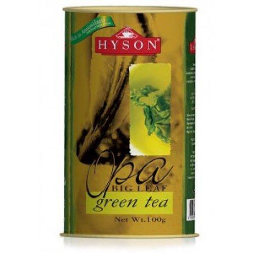 Čaj Hyson OPA zelený 100g