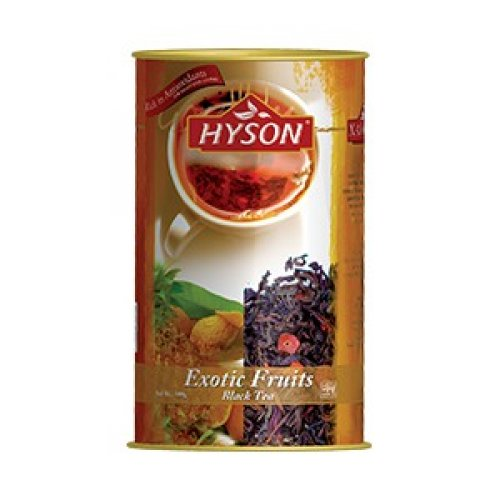 Čaj Hyson Exotické ovocie 100g