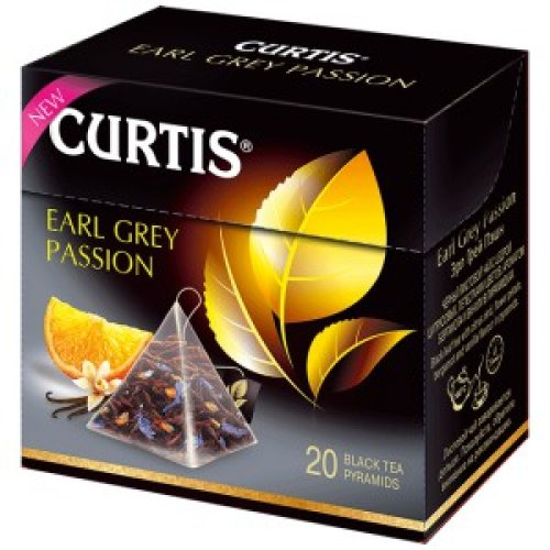 Curtis Earl Grey Passion