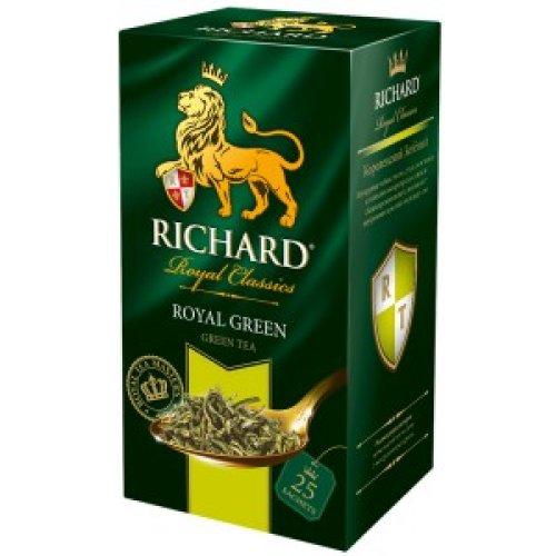 Richard Royal Green 50g (25 porcií)