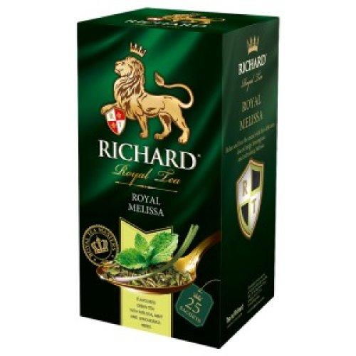 Richard Royal Melissa 50g (25 porcií)
