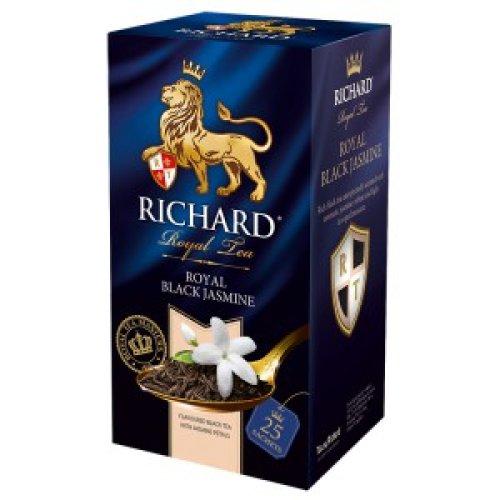 Richard Royal Black Jasmine 50g (25 porcií)