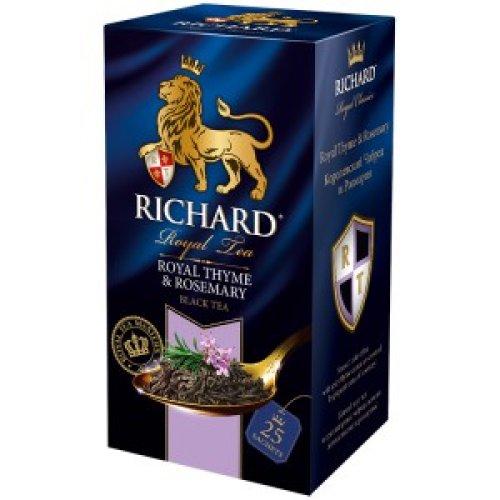 Richard Royal Rosmary & Thyme 50g (25 porcií)