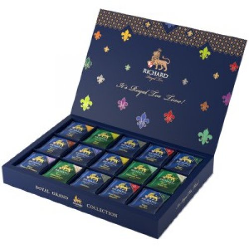 Richard Royal Tea Collection 120 porcií