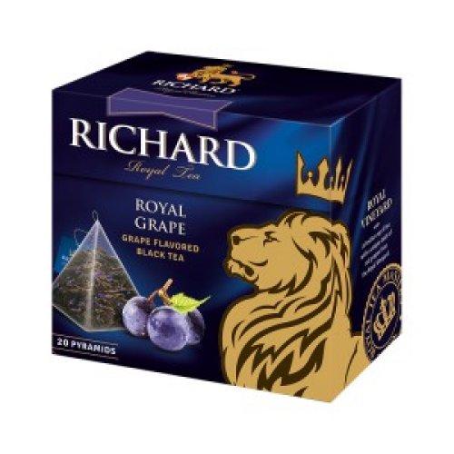Richard Royal Grape  36g (20 pyramíd)