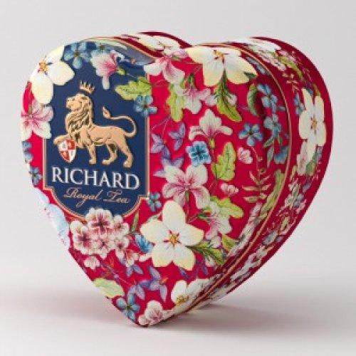 Richard Royal Heart 30g červené