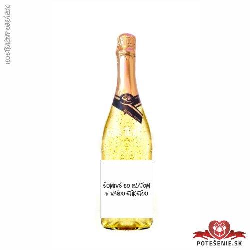 Valentínske darčekové víno, motív V010