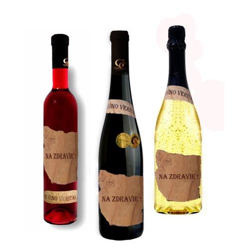 Darčekové víno - Na zdravie