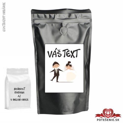 Káva pre svadobných hostí, motív K023