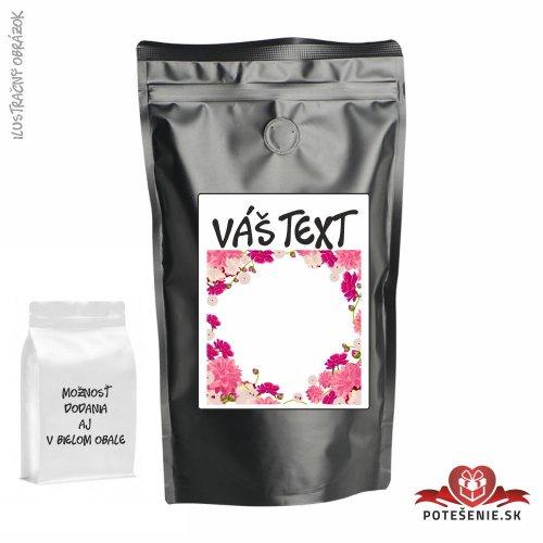 Káva pre svadobných hostí, motív K038