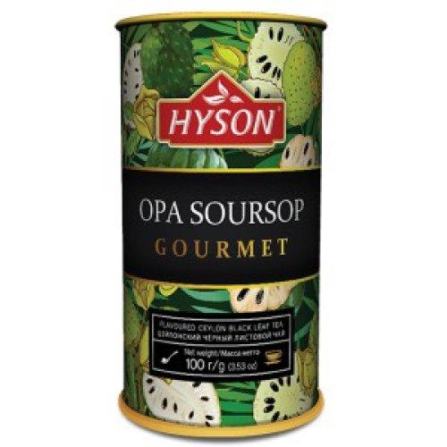 HYSON Čierny čaj SOURSOP 100g