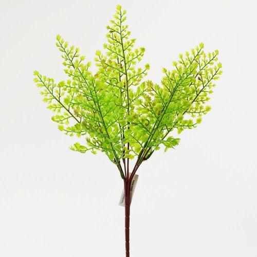 Zeleň green papraď 46cm