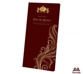 FINO DE AROMA tabuľková mliečna čokoláda
