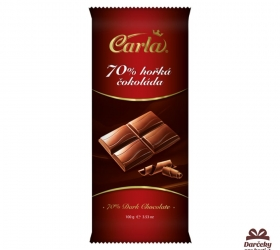 Horká čokoláda 70%