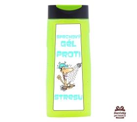Srandovný gél - Sprchový gél proti stresu