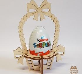 Stojanček na Kinder vajíčko