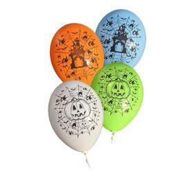 Balóniky detské s potlačou - Balón Halloween 03