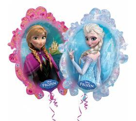Balóny Dievčatá - Balón Frozen Princezné US