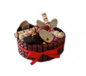 Čokoládková torta