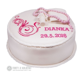 Foto Birmovná torta