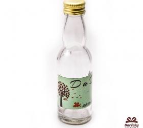 Svadobná fľaštička s alkoholom SF05