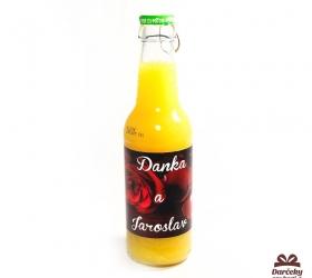Svadobný ovocný nápoj pre hostí, motív S001