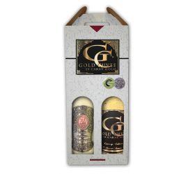 Darčekový vínny  set 2 v 1 S vekom 70 rokov