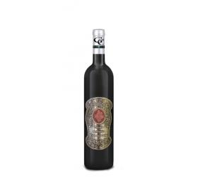 00 Rokov Darčekové víno Červené Kovová etiketa