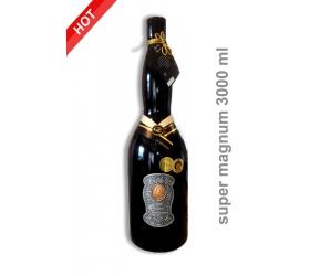3000ml  Darčekové víno červené 60 rokov super magnum