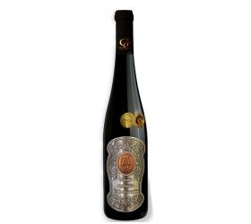 0,75 L Darčekové víno Červené Renana Kovová etiketa 20 rokov
