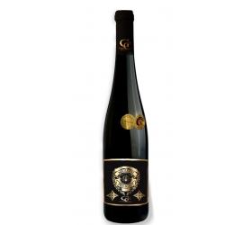 Foto 0,75 L Darčekové víno Červené Renana metalická  policajt