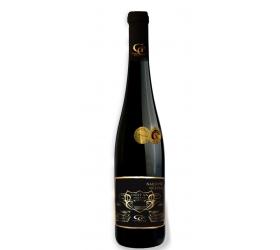 Foto 0,75 L Darčekové víno Červené Renana metalická učiteľ