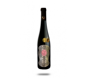0,75 L Darčekové víno Červené Renana Kovová etiketa 35 rokov
