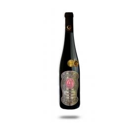 0,75 L Darčekové víno Červené Renana Kovová etiketa 65 rokov