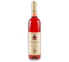 Ružové víno: Svätovavrinecké rosé