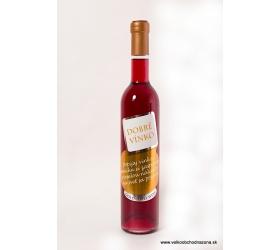 Darčekové víno - Dobré vínko
