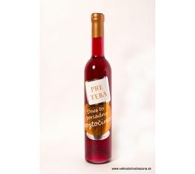 Darčekové víno - Pre Teba.