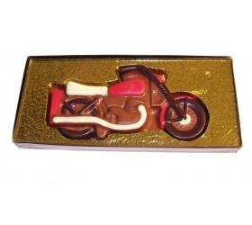 Set čokolády  motorka