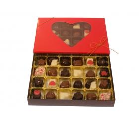 Bonboniéra Valentínka veľká