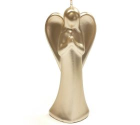 Foto Anjel figurka nový cappucino 16,5cm