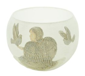 Anjel seraphine lamp.120 biely