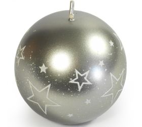 Biele hviezdy guľa 80 str