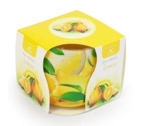 Voň.v skle citrón life