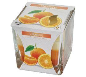 Voň.v skle trikolóra pomaranč