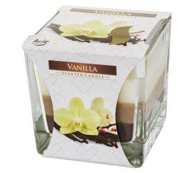 Voň.v skle trikolóra vanilka
