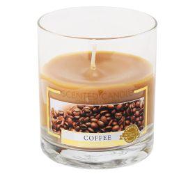 Voň.v skle vivat káva