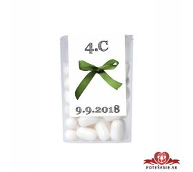 Maturitné dražé cukríky - 18