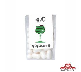 Maturitné dražé cukríky - 01