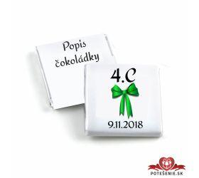 Stužková čokoládka - 30
