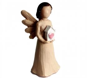 Anjel - s Domčekom